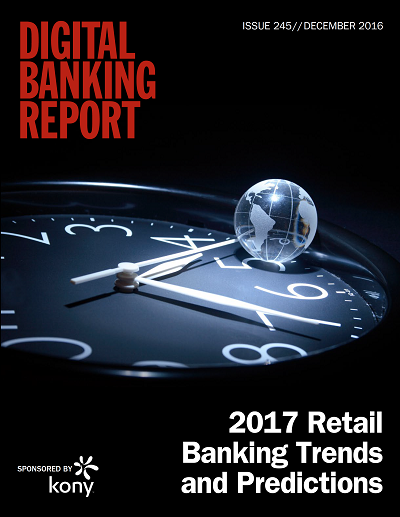 2017 Retail Banking Trends and Predictions