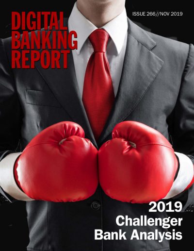 2019 Chalenger Bank Analysis