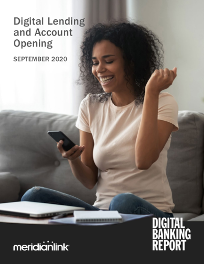 Digital Lending and Account Opening