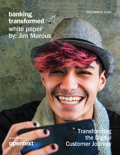 Transforming the Digital Customer Journey White Paper