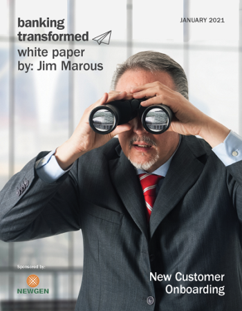 New Customer Onboarding white paper
